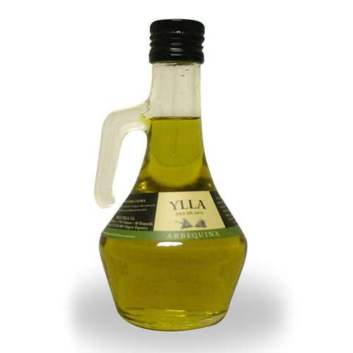 Ylla Arbequina 250ml - virgin olive oil extra
