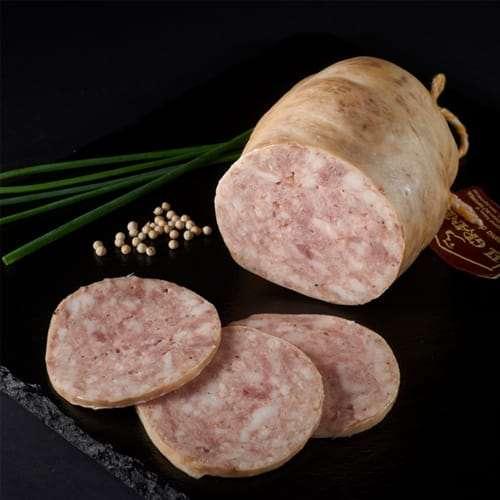 Bull Blanco artesano - handmade porc sausage
