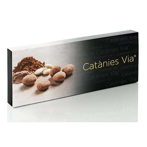Catanies Via 500g - almond praline covered in chocolate