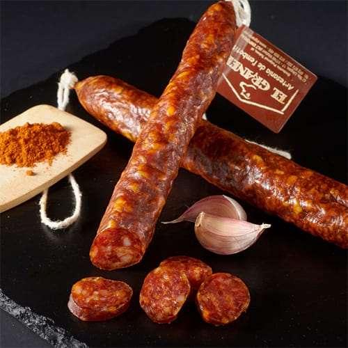 Chorizo artesano 150g - handgefertigte Paprikawurst