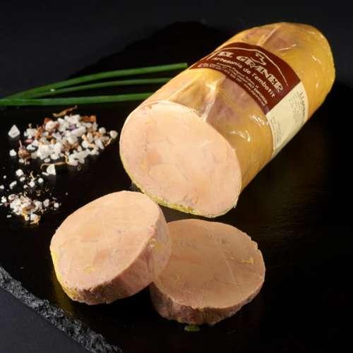 Foie entier micuit 60g - Duck Liver Paté