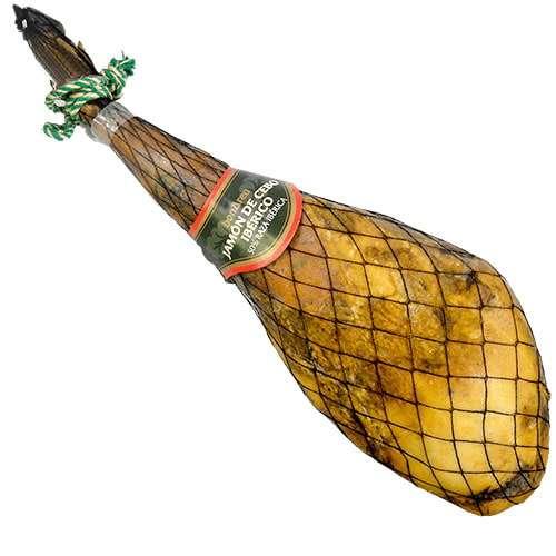 Jamón Ibérico 7-10kg - Whole ham from grain fattening