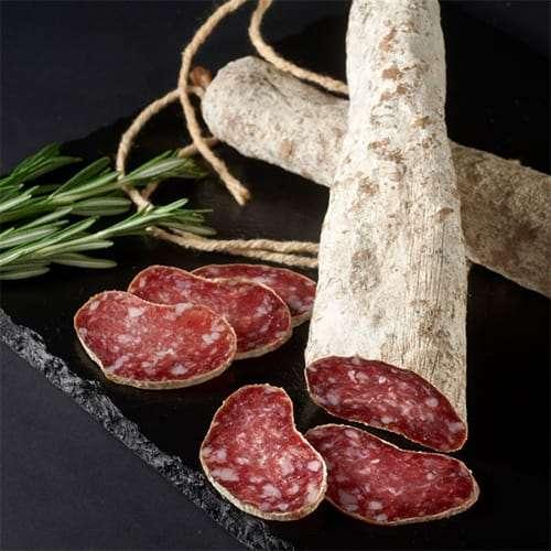 Longaniza artesana 250g - handgefertigte salamiartige Rohwurst
