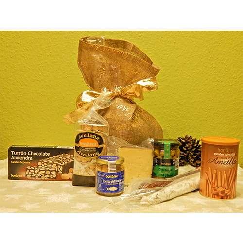 Lote de Navidad - Christmas gift basket
