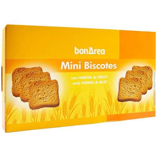 Mini Biscotes 120g - Mini crackers