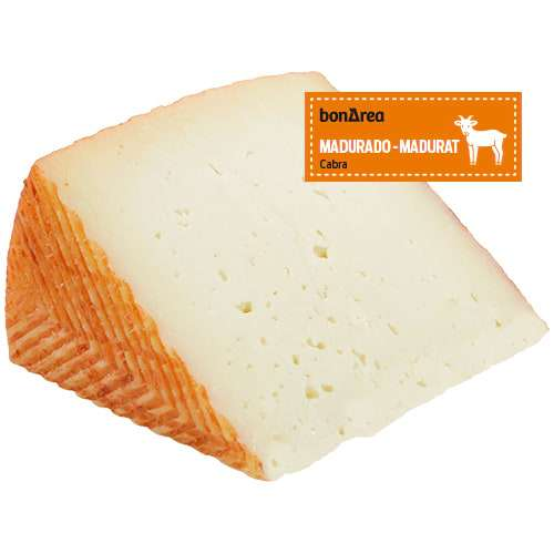 Queso de Cabra Madurado 310g - Ziegenkäse gereift