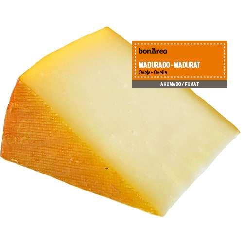 Queso de Oveja Ahumado 250g - Geräucherter Schafskäse