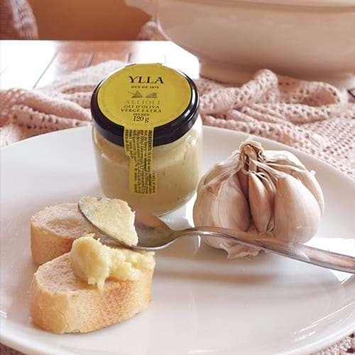 All i oli 120g - high-quality natural garlic Mayonnaise