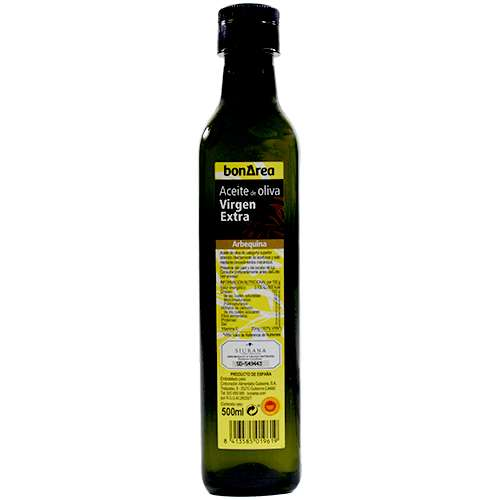 Virgin olive oil 0.5 liter