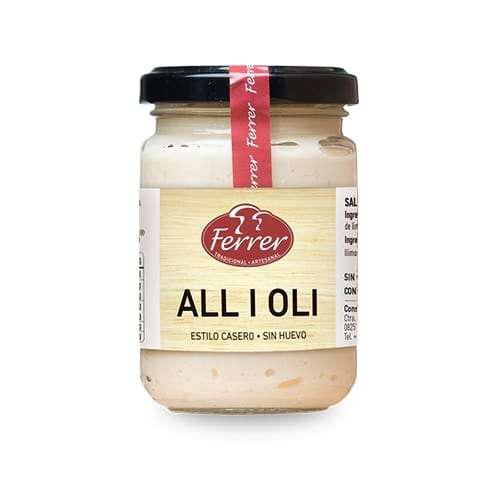 All i oli 130g - Garlic Mayonnaise