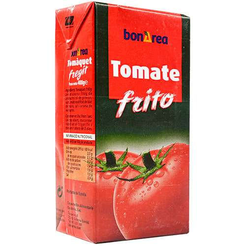 Tomate frito 400g - fried tomato sauce
